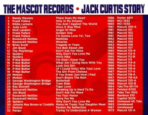 mascot records songs