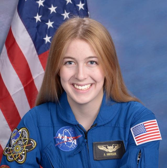 Young and Aspiring Astronaut, Abigail Harrison as a lot to see about the future of STEM fields and so much more!