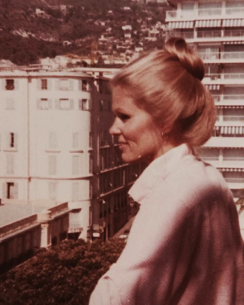 This is where you'd usually find me, back at the hotel....Wherever we were. He didn't like being left alone. This is Monaco! I could live there for sure. The 8th floor balcony of the Churchill Suite!