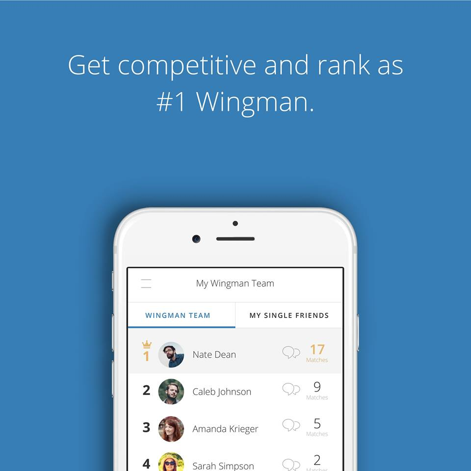 FACEBOOK:WINGMAN