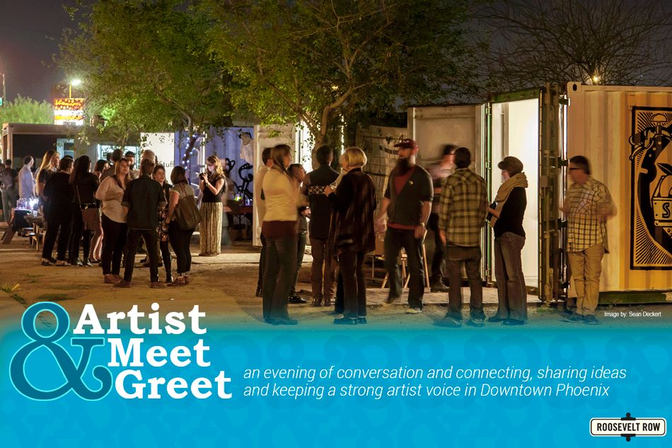 artists meet and greet