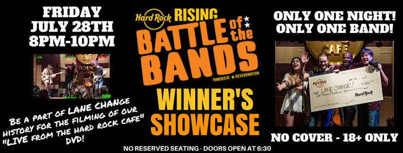 battle of bands hard rock